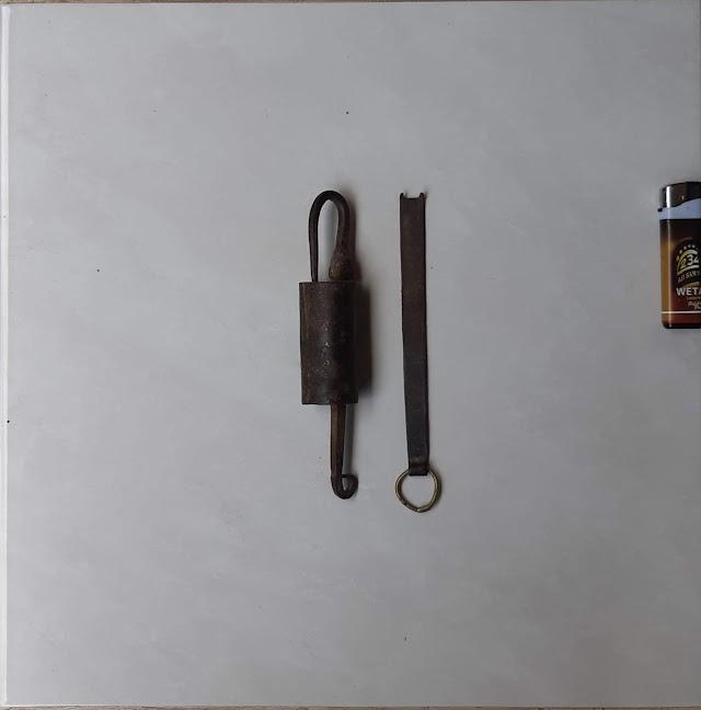 [Dijual] Gembok antik, pengunci jaman dulu