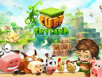 Cube Skyland: Farm Craft Apk v1.1.246a Mod (Unlimited Money)