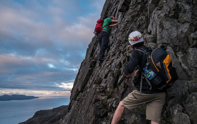 Cuillin Ridge one day traverse