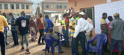 LIVE: Edo Election Results From Polling Units #EdoDecides2020