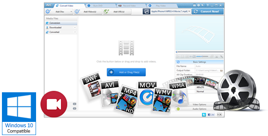 Any Video Converter Ultimate | Video Converter | PC Software