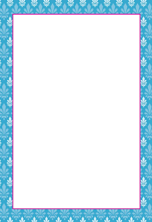Luscious image in free printable frames