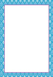 Sly image inside free printable frames