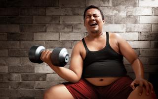 Contoh Fitnes Untuk Orang Gemuk
