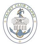 Nuovo presidente dello Yacht Club Capri