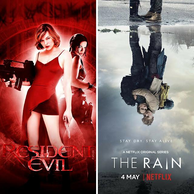 Poster-Resident-Evil-e-The-Rain