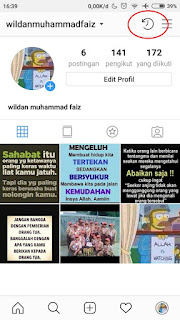 Cara Mengembalikan Arsip Instagram