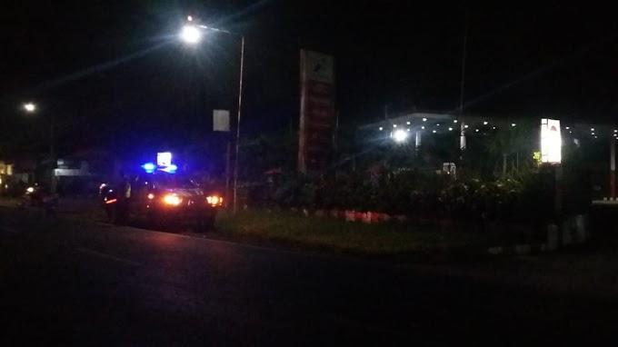 Polsek Socah, Polres Bangkalan Patroli Antisipasi Begal Menjelang Subuh
