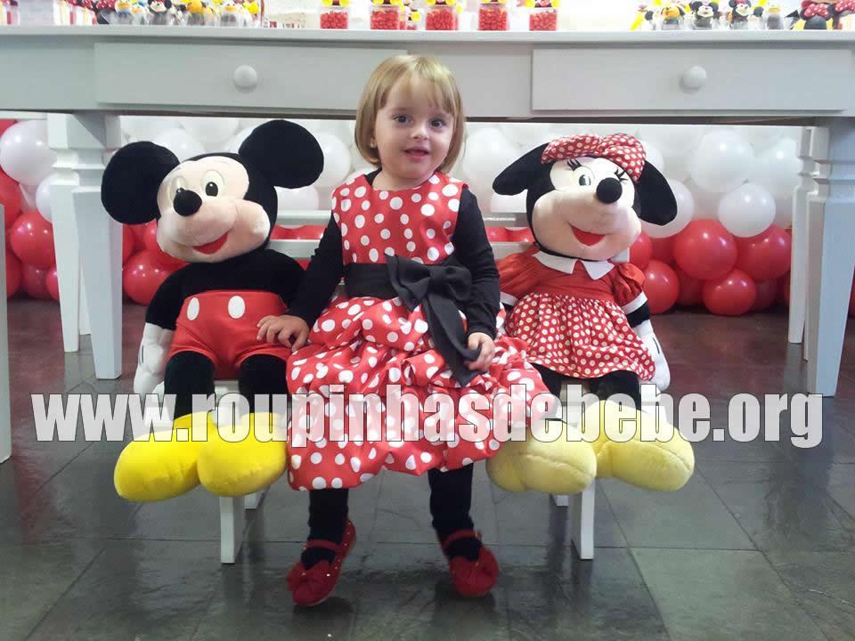 b6b2ff4abdd Vestido da Minnie Vermelha ~ Blog Moda Infantil Feminina