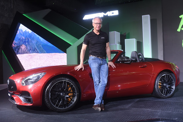 The Beast of Green Hell makes its much anticipated India debut; Mercedes-Benz launches the AMG GT R and AMG GT Roadster
