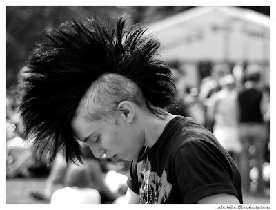 Gaya Hidup Anak Punk