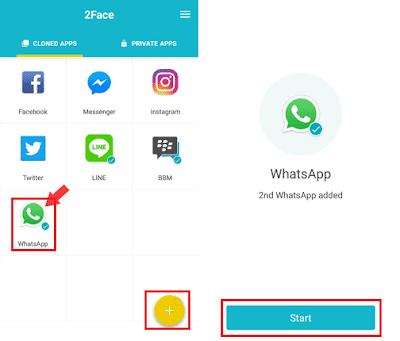 Cara Memasang Dua Aplikasi Whatsapp Di Satu Smartphone Android