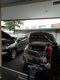 Bengkel Mobil, Bengkel Depok, Bengkel Mobil Depok, Asa Motor