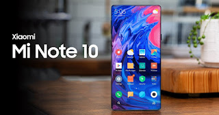 Xiaomi Mi Note 10 Price and Specifications