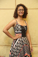 Actress Aditi Myakal Looks gorgeous in Sleeveless Deep Neck Top at Ami Tumi success meet ~  Exclusive 187.JPG