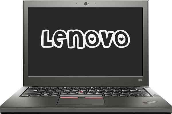 Laptop Terbaik Produk Lenovo