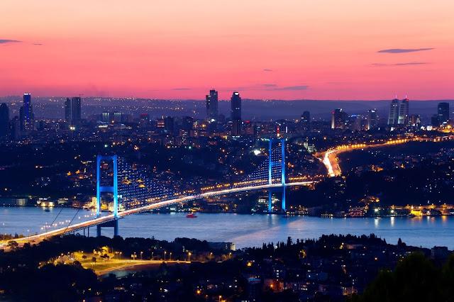 مضيق البوسفور - اسطنبول