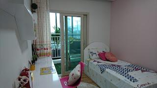 Phòng ngủ căn hộ Booyoung 2
