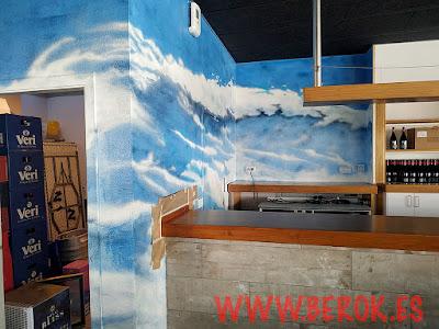 Graffiti Discoteca Restaurante La Daurada Mediterranean Soul