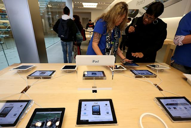 Tiendas de Apple en Miami y Orlando