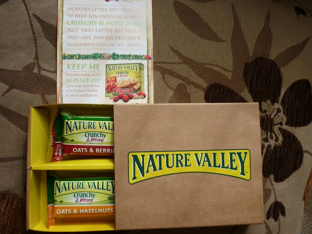 nature valley free samples