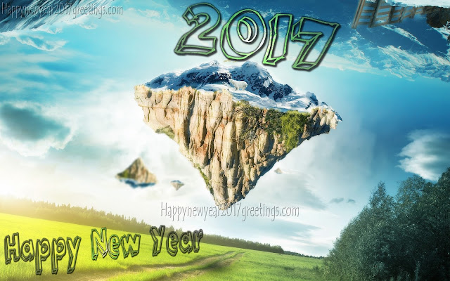 2017 Full HD 3D Wallpapers Download new year
