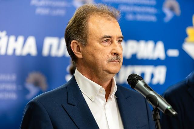 Олександр Попов запропонував програму для зниження тарифів у Києві