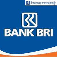 Lowongan Kerja Frontliner Bank BRI Terbaru Februari 2016