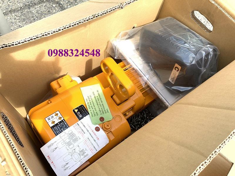 palang điện xích Kito ER2M005S 500kg