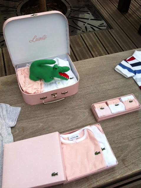 On a découvert la collection Lacoste Kids printemps   été 2015 ... 93906bed1ad