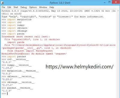 install pip python terbaru2