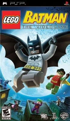 Game LEGO Batman The Video Game PPSSPP Ukuran Kecil