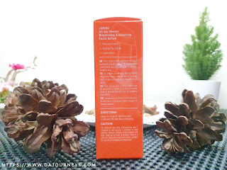 [Review] Jumiso All day Vitamin Brightening & Balancing Serum