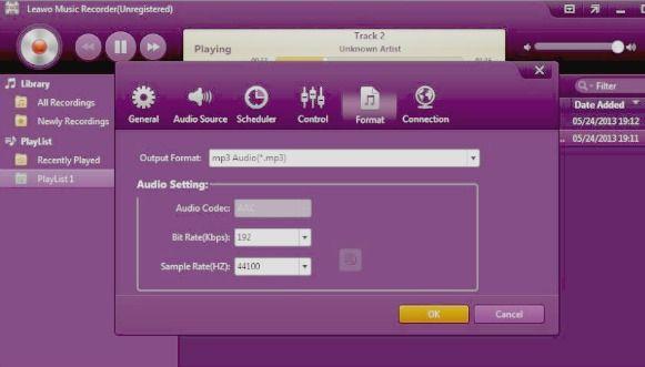 music recorder grabador de música para windows y mac