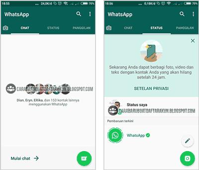 cara menggunakan 2 whatsapp sekaligus