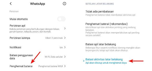 Cara Menonaktifkan WA Sementara di HP Xiaomi 4 Cara Menonaktifkan WA Sementara di HP Xiaomi 2021