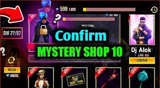 Mystery Shop 10.0 Free Fire