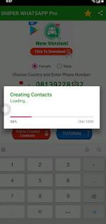 Cara Cepat Mendapatkan Nomor Whatsapp Orang Di Sekitar Kita