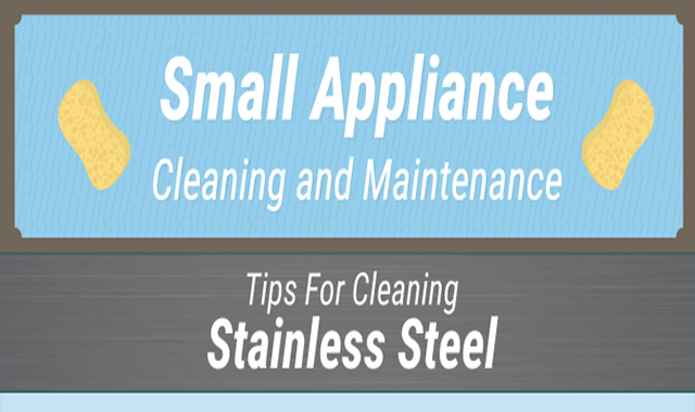 How to Clean Your Countertop Appliances