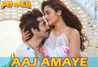 AAJ AMAYE - POWER - Jeet & Nusrat