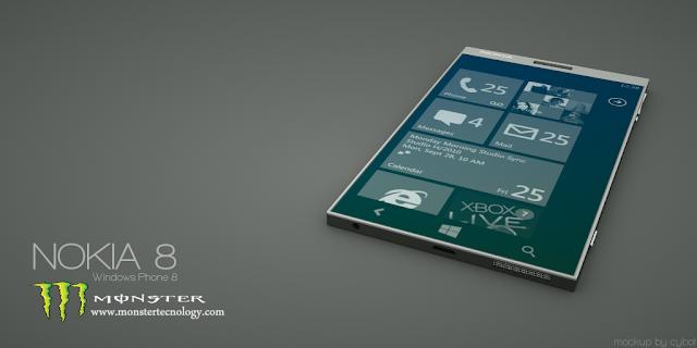 سعر ومواصفات هاتف نوكيا 8 الجديد Nokia 8