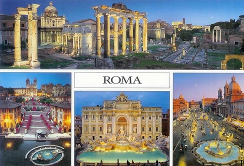 Holiday in Rome