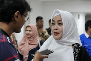 Berpeluang Maju Pilpres, Fahira: Saya Support Pak Anies