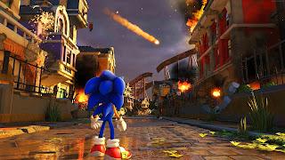 Sonic Forces Desktop Wallpaper