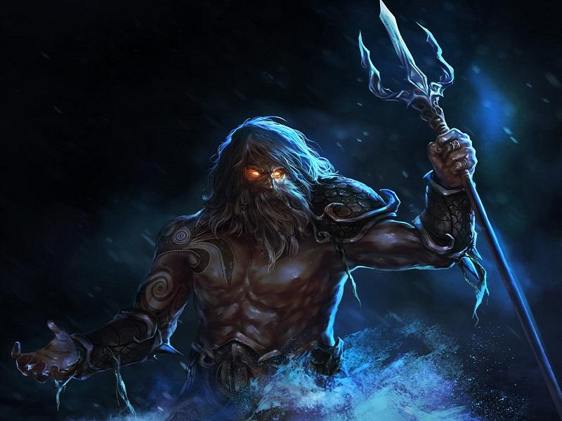 Poseidon: O Deus Grego Dos Mares e Oceanos