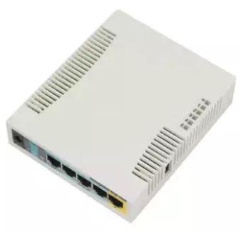 Mikrotik Router RB951Ui-2HnD