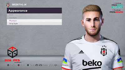 PES 2021 Faces Tyler Byod by Dzayer PES