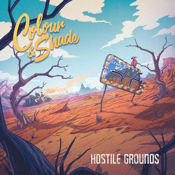 Colour & Shade Hostile Grounds EP Download zip rar