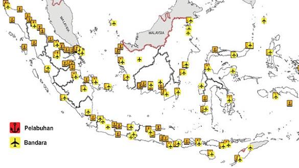 Pengaruh Keunggulan Lokasi terhadap Kegiatan Transportasi
