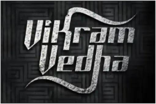 Hrithik Roshan, Saif Ali Khan New Upcoming movie Vikram Vedha Remake movie release date, star cast, 2022 movie Poster